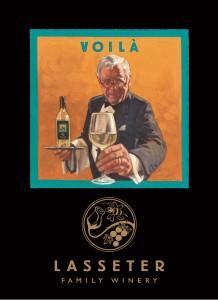 Dennis Ziemienski Artwork & Featured - 2013 Voilà