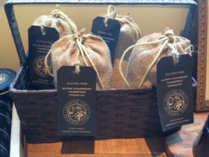 Lasseter Family Winery Heirloom Farms Strawberry Thumbprint Cookie Kits